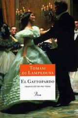 Tomasi di Lampedusa El Gattopardo Traducció Pau Vidal Proa 2009