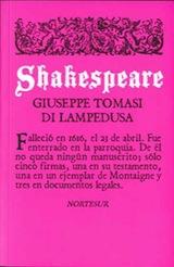 Tomasi di Lampedusa Shakespeare Trad. Romana Baena Nortesur 2009