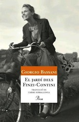 Giorgio Bassani El jardí dels Finzi-Contini Trad. Carme Serrallonga Proa 2007