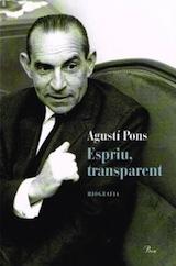 Agustí Pons Espriu, transparent Proa 2013
