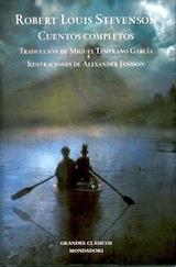 R. L. Stevenson Cuentos completos Trad. Miguel Temprano Mondadori 2009